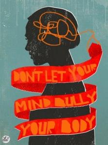 mind bullying body
